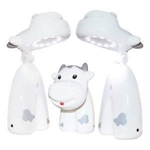 Abajur Cow LED