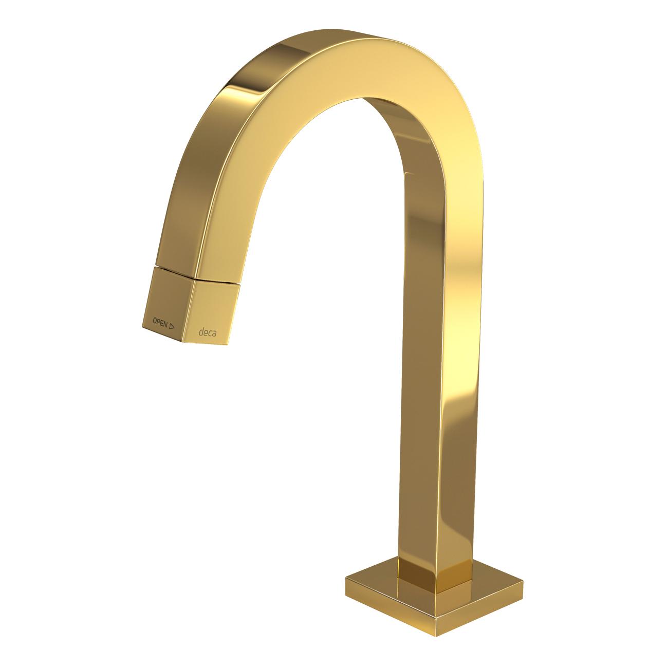 Torneira Tube Gold