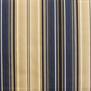 Tecido SunSofa Stripe Indigo Jacquard