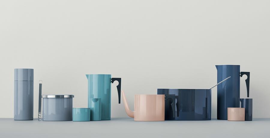 Arne Jacobsen + Stelton
