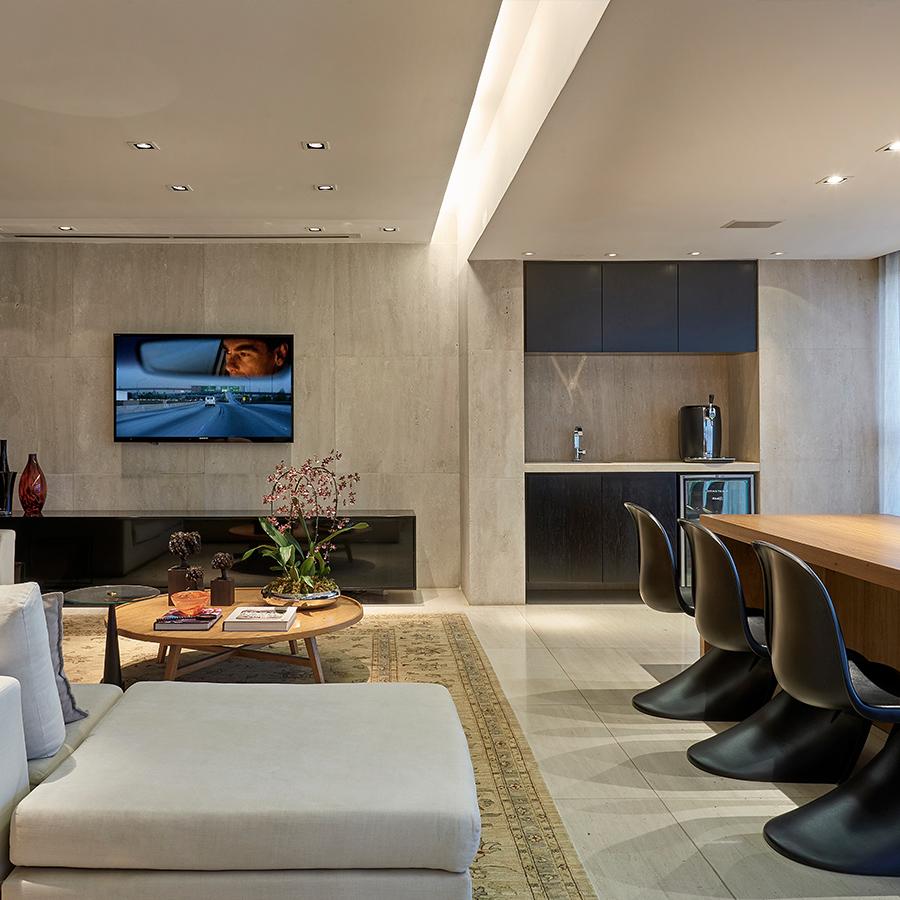 Apartamento Villa da Serra