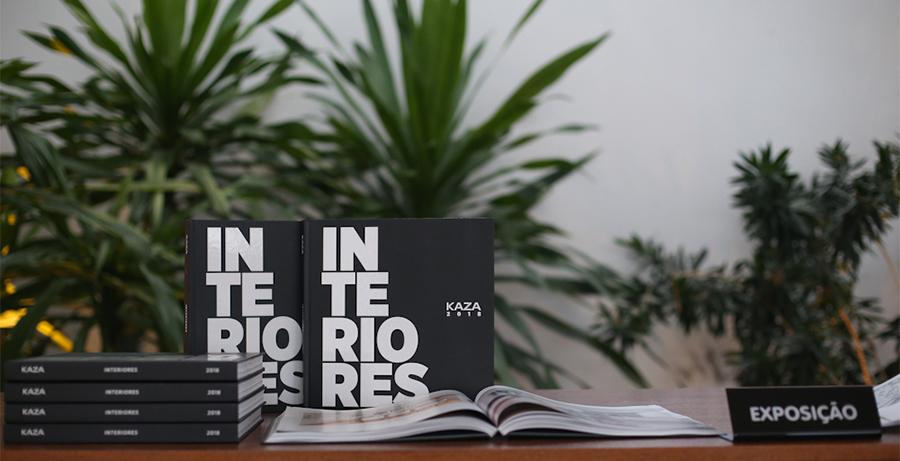 Lançamento: Livro KAZA Interiores 2018 e MAISKAZA