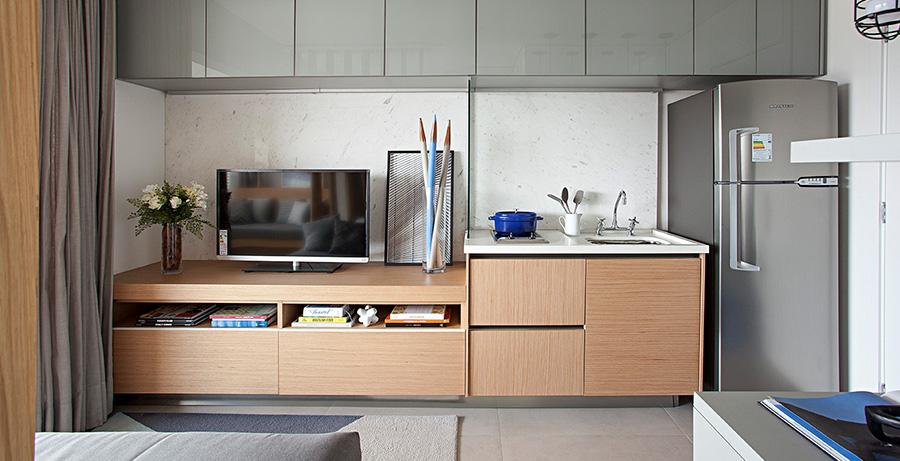 Apartamento Santo Amaro - Estúdio Ela Arquitetura