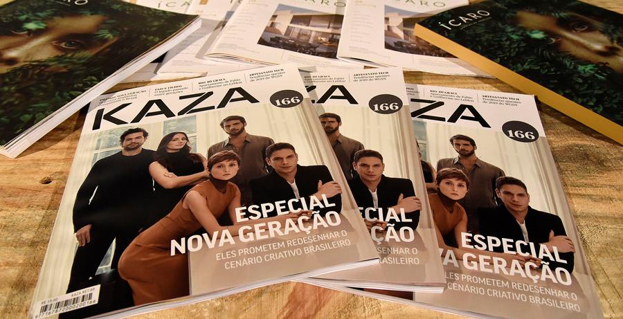 Lançamento KAZA Nova Geração em Curitiba