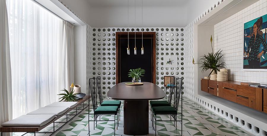 Sala de jantar – Naomi Abe