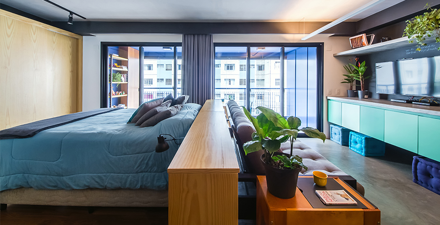 Apartamento Bela Vista – Casa 100 Arquitetura