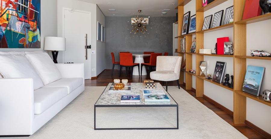 Apartamento Moema – RCB Arquitetura