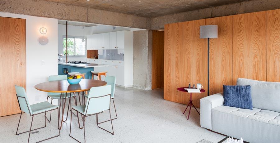 Apartamento Pinheiros – COA Arquitetos