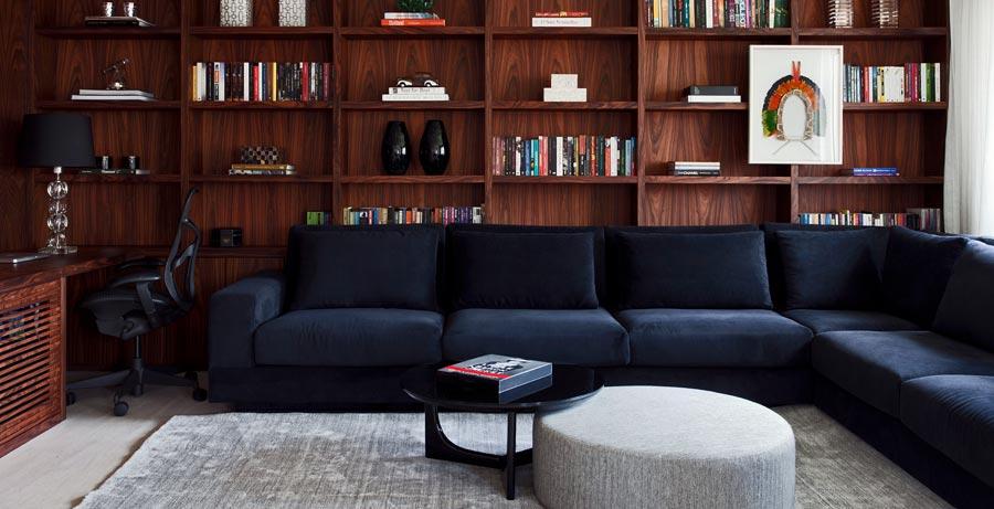 Apartamento Jardim Paulista - RCB Arquitetura