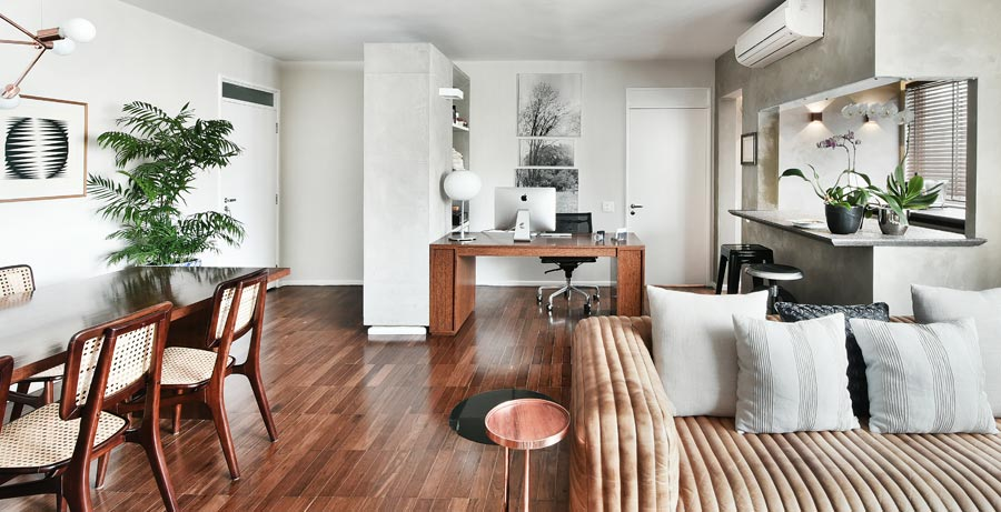 Apartamento Jardins - Maria Fernanda Piti