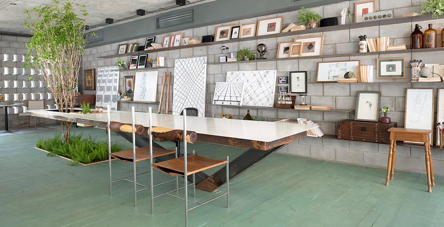 Oficina do Artista - GAM Arquitetos