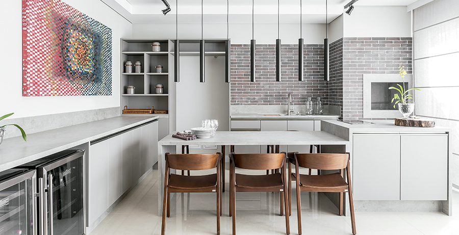 Arquitetura e Interiores Para a Vida Real