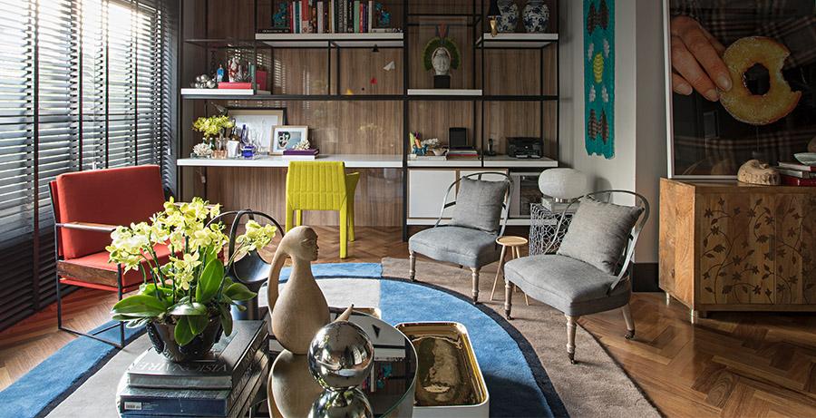 Apartamento Bela Vista – Bruno Carvalho