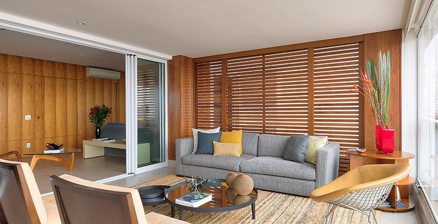 Apartamento Alto da Lapa – Nicole Finkel Arquitetura e Interiores