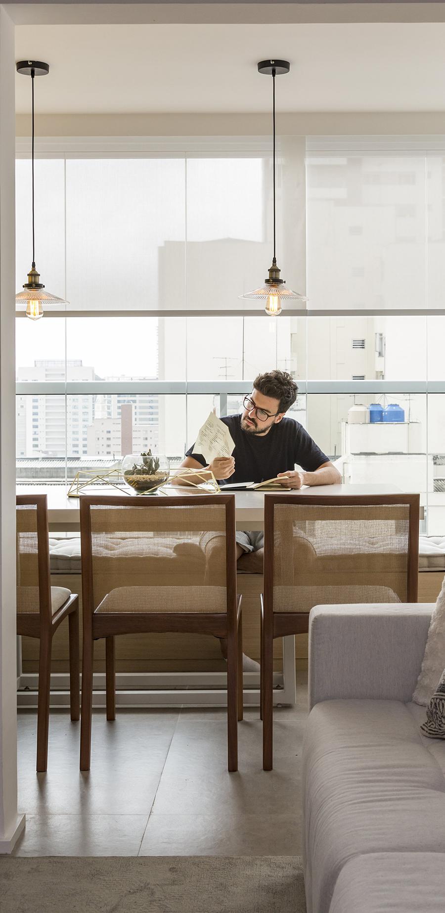 Apartamento Pinheiros – doob Arquitetura