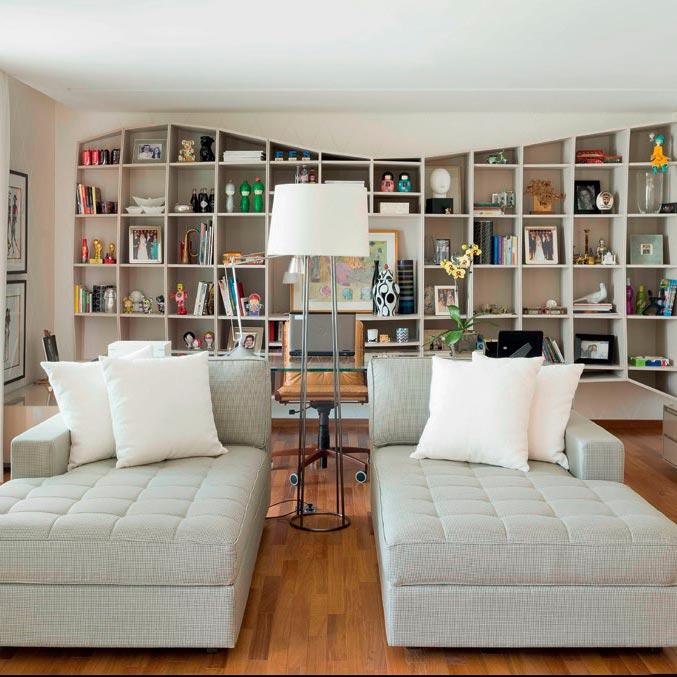 Casa é projetada para abrigar coleções de arte e design