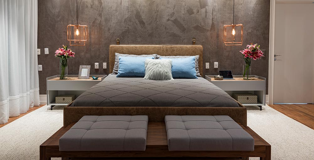 Apartamento de 700 m² é mobiliado com móveis planejados