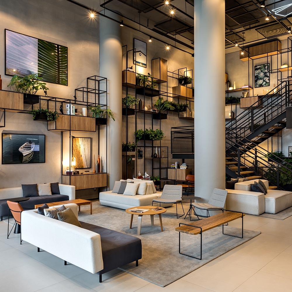 FGMF assina novo padrão de design para rede mundial de hotéis ibis