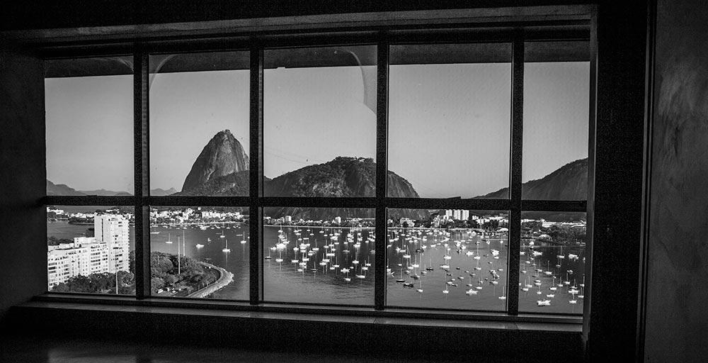 Livro retrata a paisagem do Rio de Janeiro em ângulos inusitados