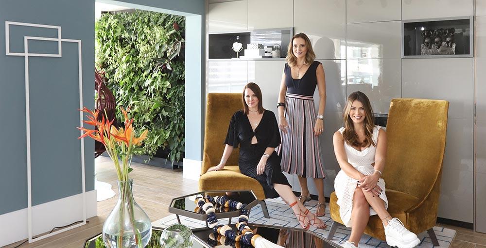 Conheça o apartamento da influencer Mari Saad
