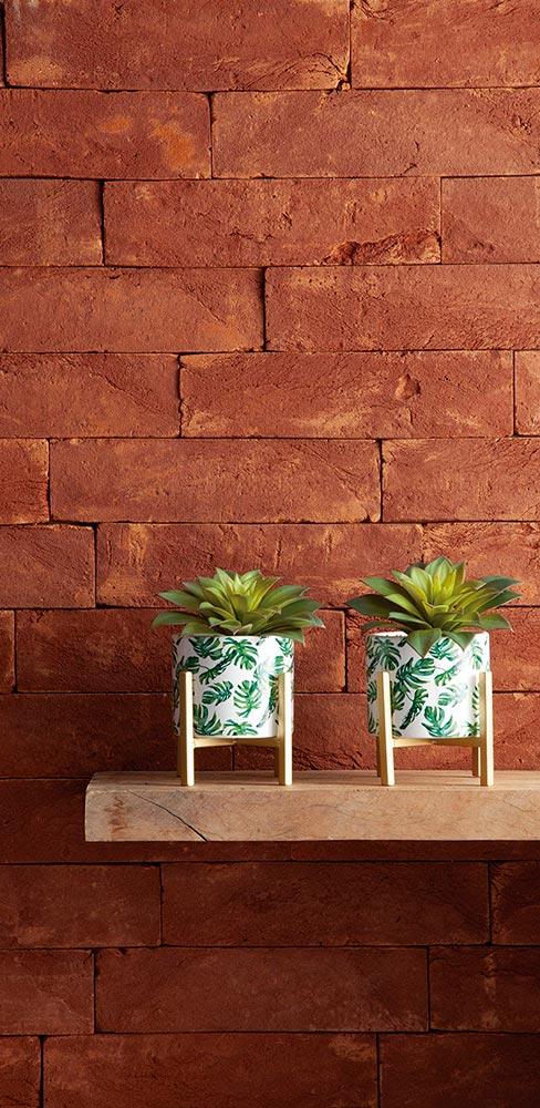 Expo Revestir: Lepri traz cerâmicas com tons terrosos, efeitos envelhecidos e novas texturas