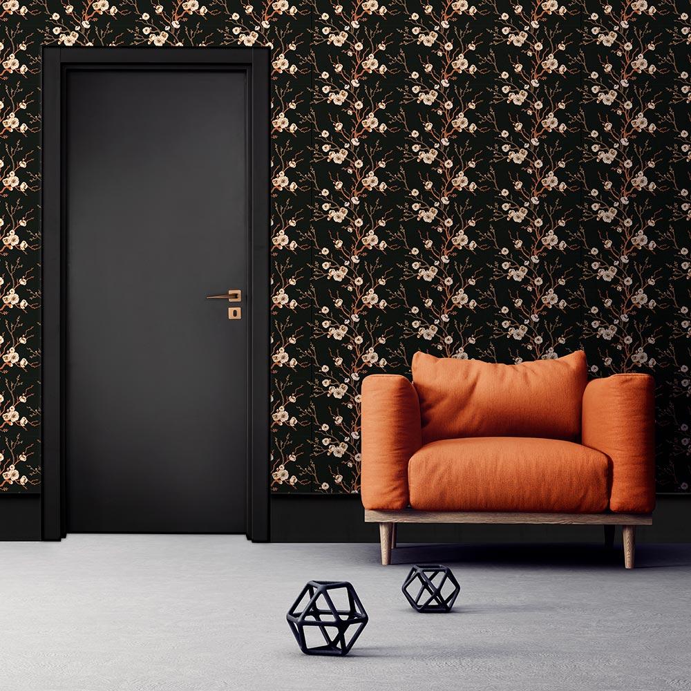 Expo Revestir: Pormade lança porta preta