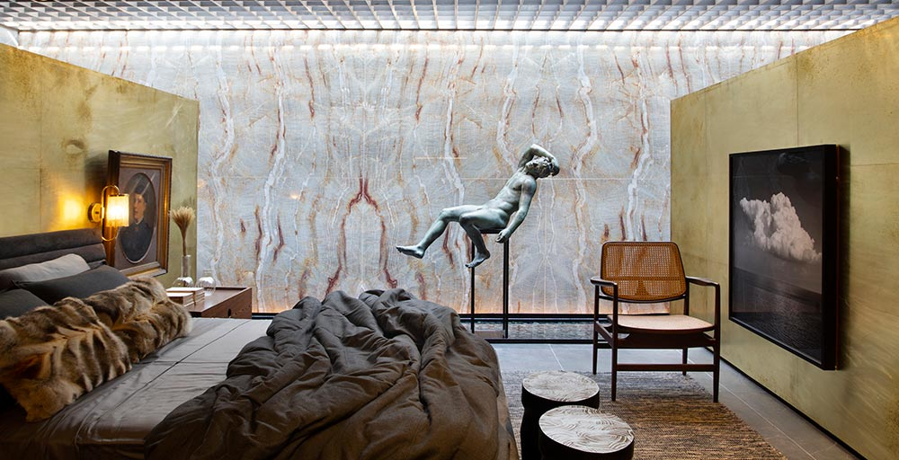 CASACOR SÃO PAULO: Léo Shehtman homenageia figura mítica em projeto de 144 m²