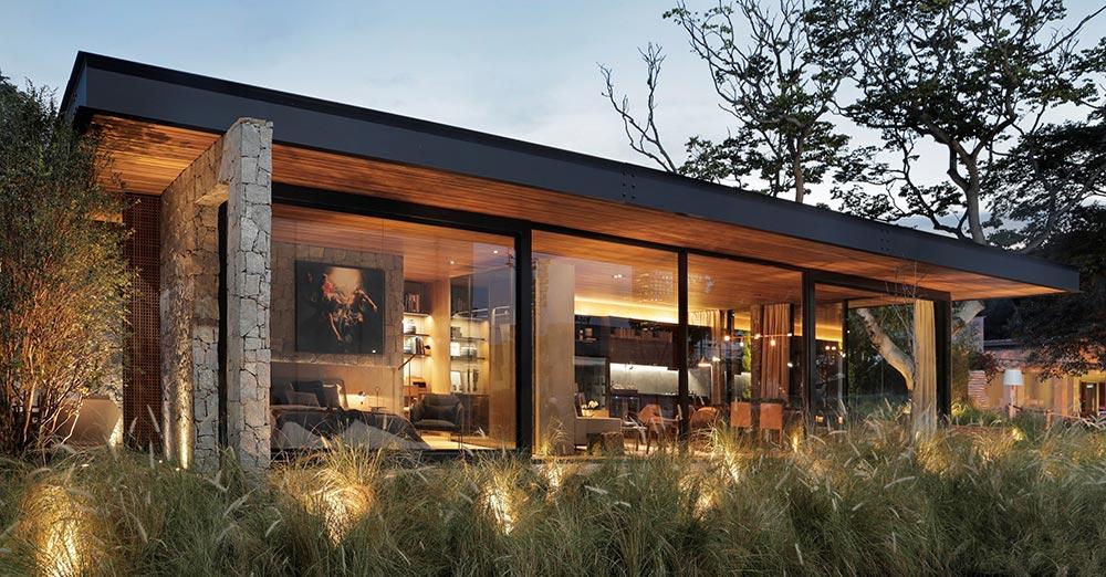 CASACOR São Paulo: Duda Porto apresenta casa modular construída em 40 dias