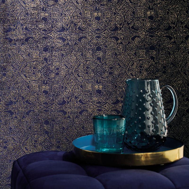 Casamance lança papéis de parede inspirados no Marrocos