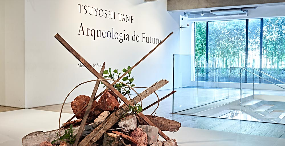 O processo criativo de Tsuyoshi Tane é o tema da nova exposição da Japan House