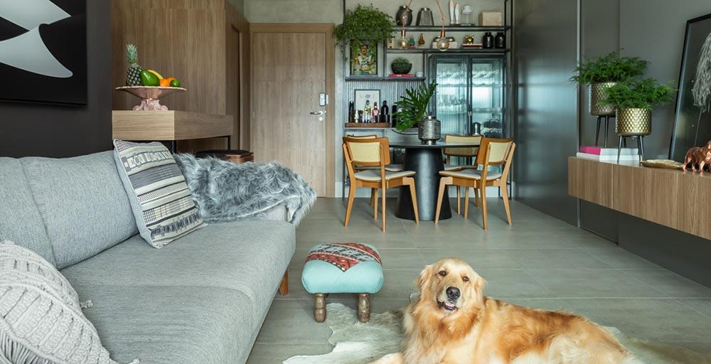 Apartamento reformado para começar a vida a dois