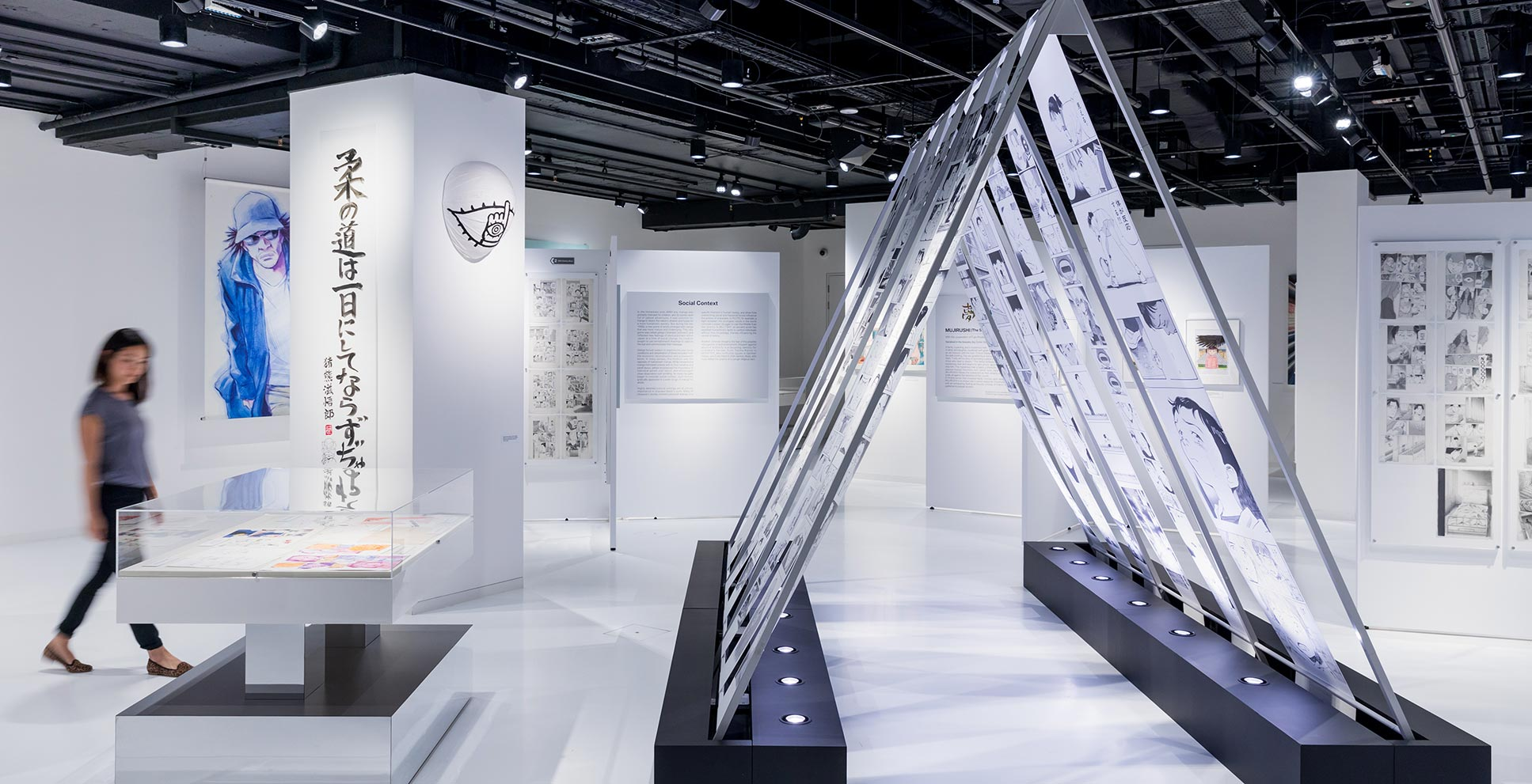 Naoki Urasawa é homenageado em nova exposição da Japan House São Paulo