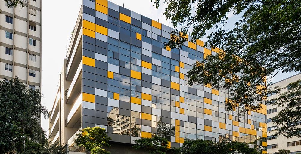 Conheça o prédio onde funciona o escritório brasileiro do Nubank