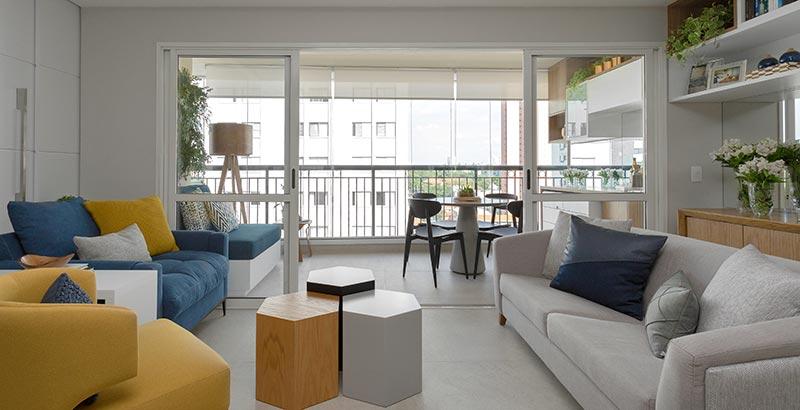 Um apartamento para chamar de lar