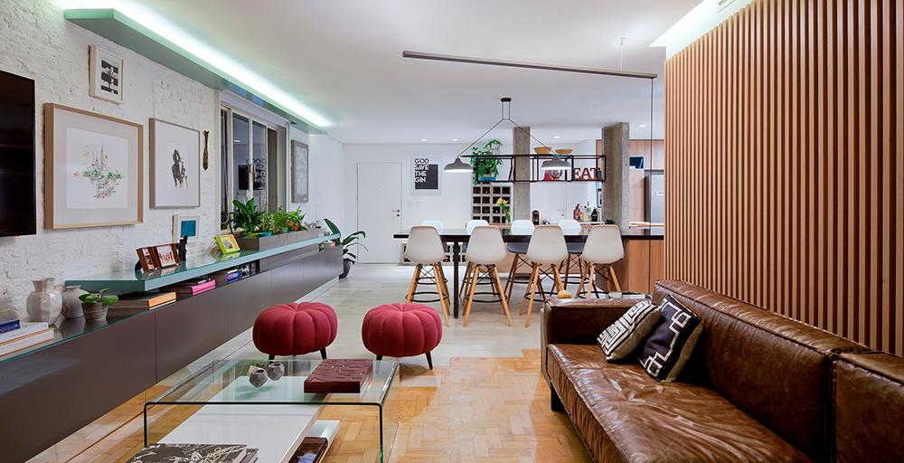 Uma casa feita de arquiteta para arquiteto