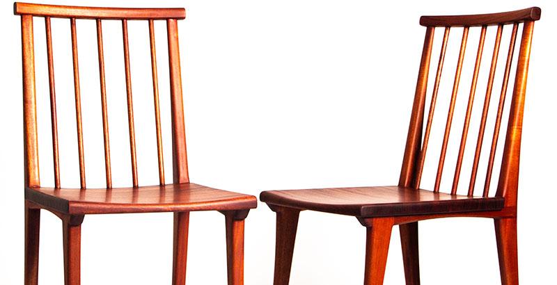 Cadeira Donma: o design contemporâneo em técnicas artesanais