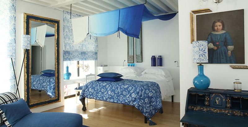 Hotel cinco estrelas em Portugal aposta no décor com cores vivas