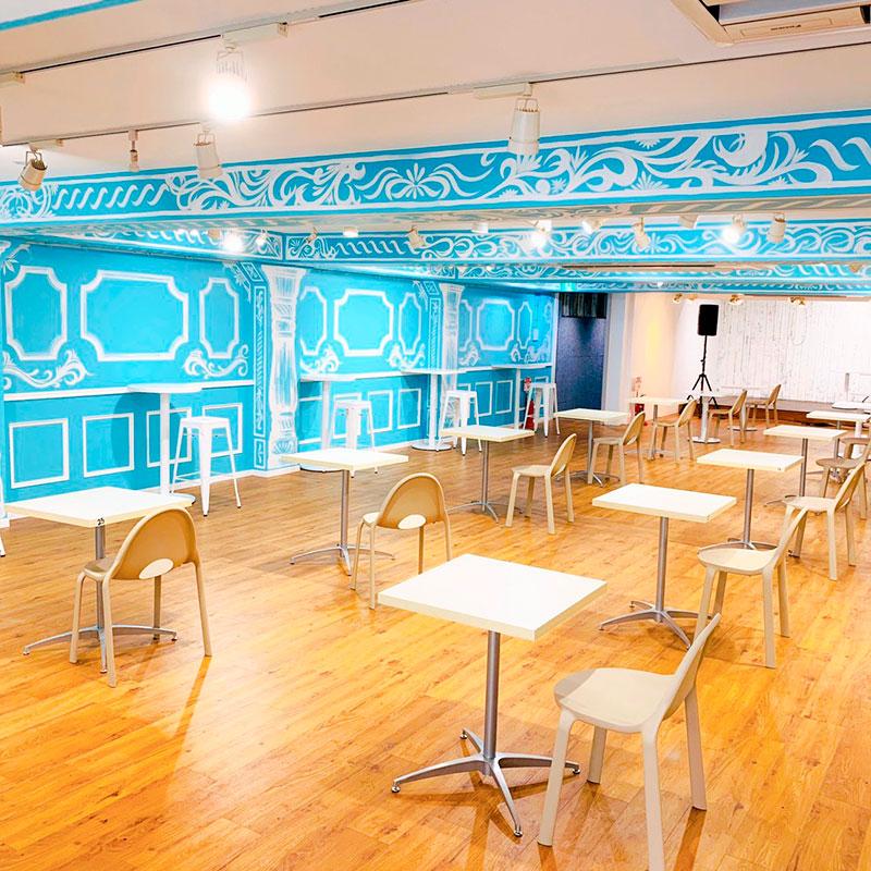 Café em Tóquio possui layout que prioriza o distanciamento social