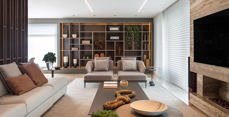 BRASIL EM FOCO: Apartamento em Curitiba é assinado pelo escritório NP Arquitetura