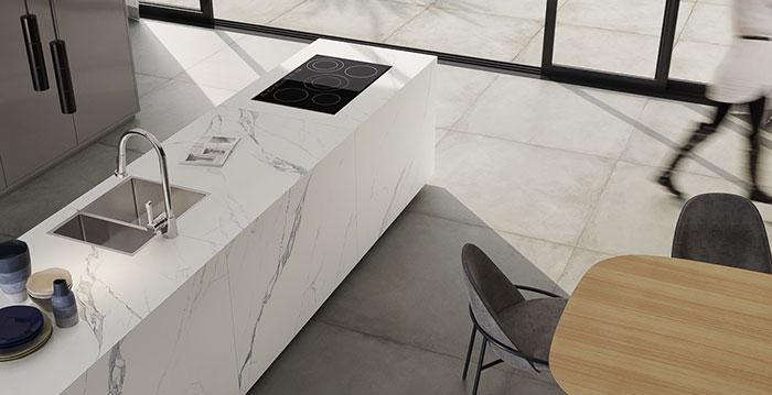 Nova coleção da Portinari homenageia o mármore Statuário