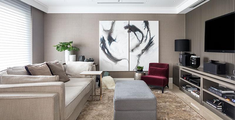 BRASIL EM FOCO Apartamento em Curitiba é assinado pelo arquiteto André Bertoluci