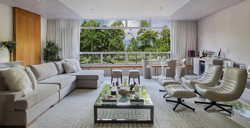 Apartamento com vista para praia do Flamengo