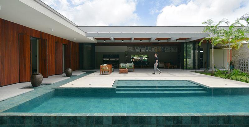 BRASIL EM FOCO: Casa em Rondônia é assinada pelo escritório Rogoski Arquitetura