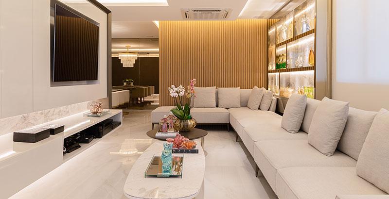 BRASIL EM FOCO: apartamento contemporâneo em Maceió é assinado por CIM Arquitetura