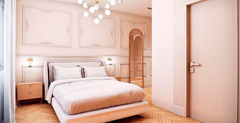 Apartamento mescla o clássico e o contemporâneo com toques de Art Déco