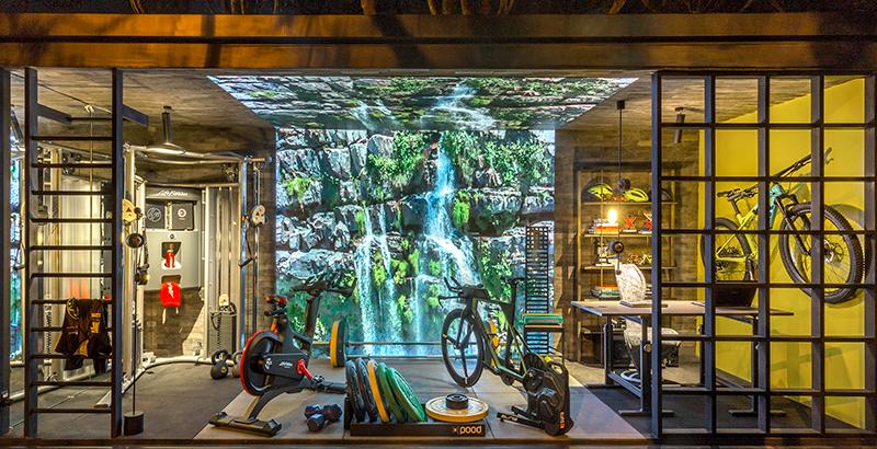 JANELAS CASACOR: um espaço tecnológico para se exercitar dentro de casa