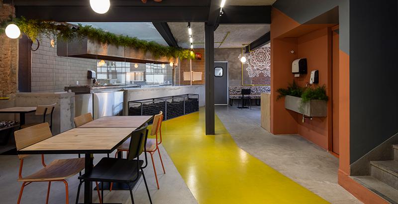 Restaurante tem décor inspirado nas tradições portuguesas