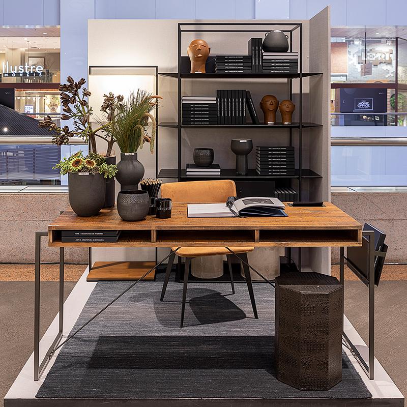Home Office é o tema da nova mostra do Shopping D&D