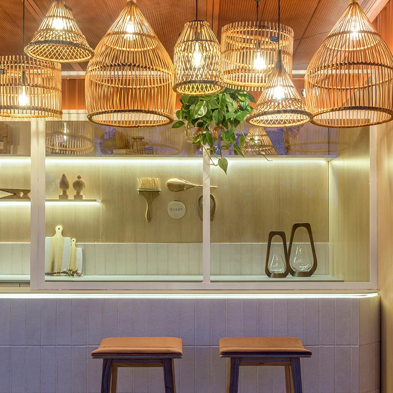 Janelas CASACOR: wine bar é inspirado no conceito dinamarquês Hygge