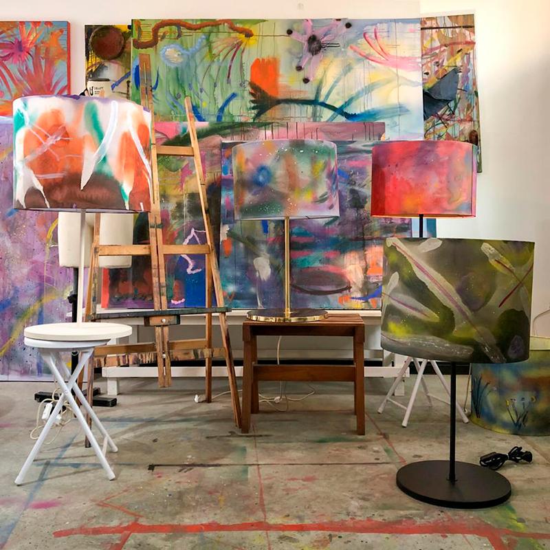 Mariana Amaral e Jay Boggo se unem em nova coleção para a Itens